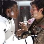 Star Wars Poe and Finn