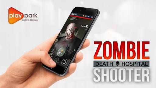 Zombie-killing AR game Zombie Shooter – Death Hospital arrives on Google Play