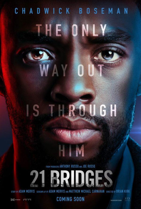 21-Bridges-poster-Chadwick-Boseman-600x889