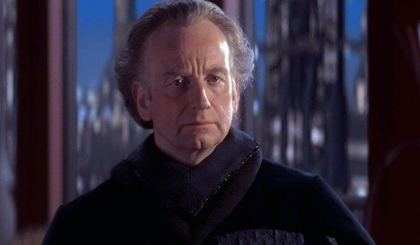 Some of the Star Wars: The Phantom Menace didn't know Ian McDiarmid had dual roles