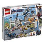LEGO's Marvel Super Heroes Avengers: Endgame sets unveiled