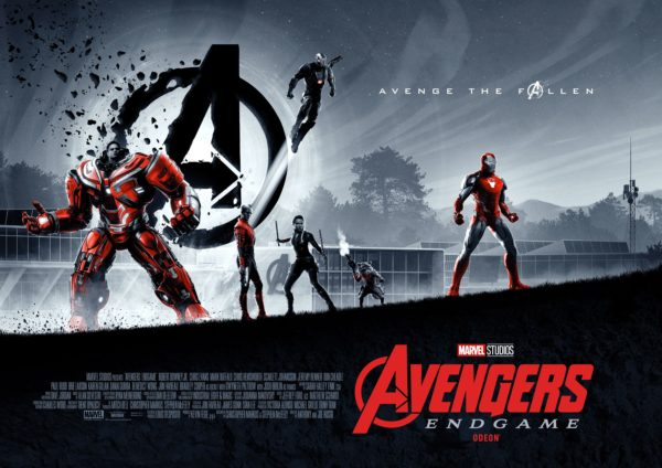 Marvel S Avengers Endgame Gets Two Illustrated Posters And A New Tv