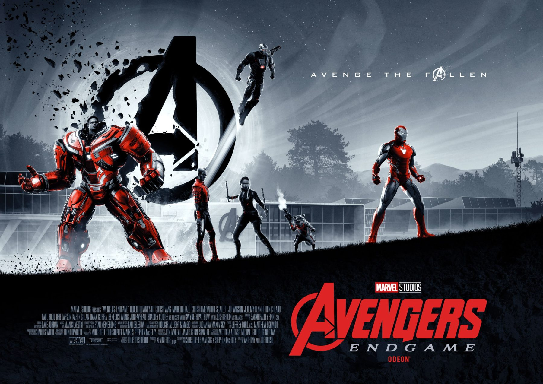 Marvel Movie Posters: Marvel's Avengers: Endgame Gets Two Illustrated Posters