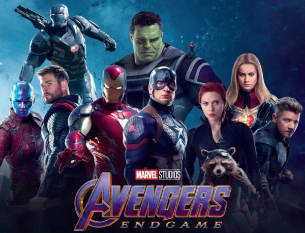 Avengers Endgame Promo Posters Showcase The New Look Team