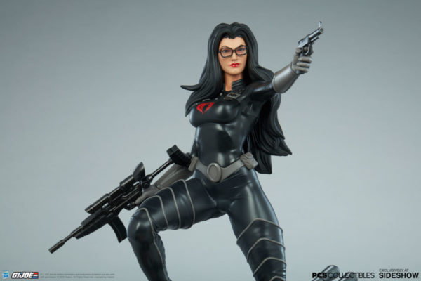 Cobra's Baroness gets a G.I. Joe collectible statue from Pop Culture Shock