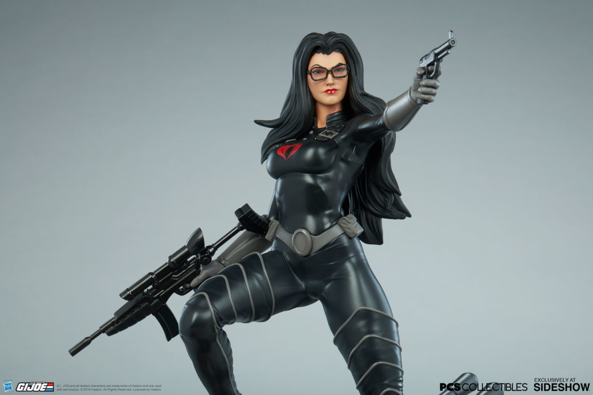 Cobra's Baroness Gets A G.I. Joe Collectible Statue From
