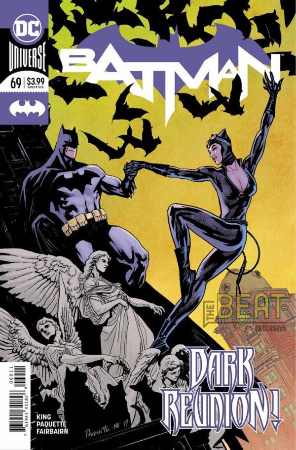 Comic Book Preview – Batman #69