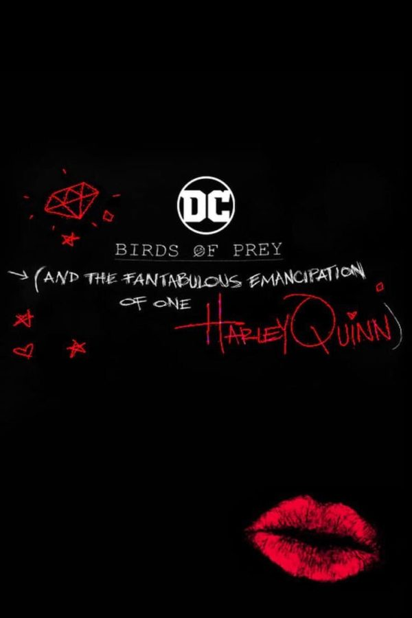 Birds of Prey gets a teaser poster as first footage screened at CinemaCon