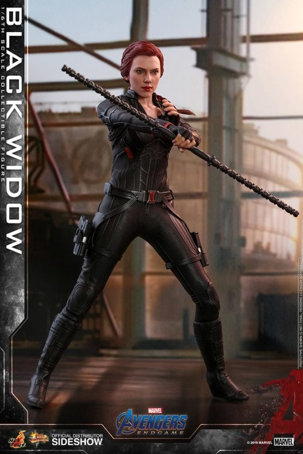Black Widow Gets An Avengers Endgame Figure From Hot Toys