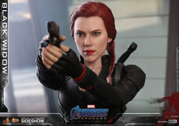 2019 HOT Movie Avengers Endgame MARVEL Character Black Widow Poster