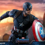 Hot Toys' Captain America Movie Masterpiece Series figure from Avengers: Endgame revealed