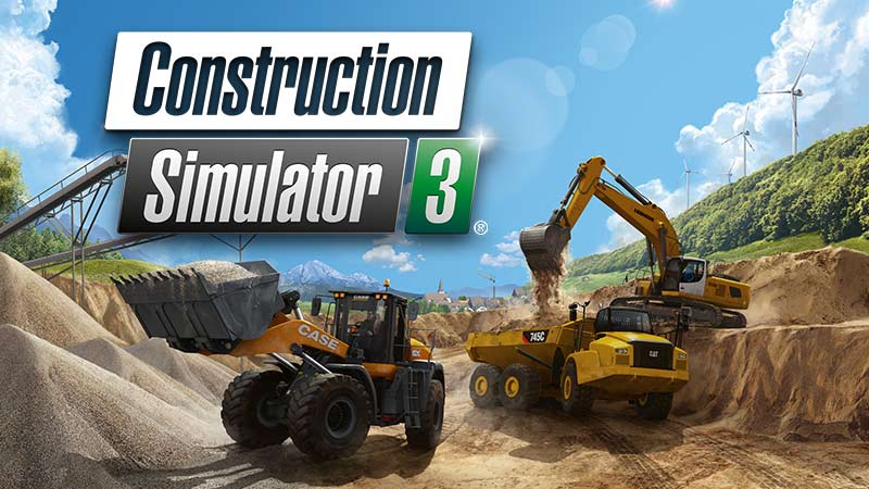 construction simulator 3 arrives on android and ios. Black Bedroom Furniture Sets. Home Design Ideas