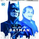 Batman, Batman Returns, Batman Forever and Batman & Robin receiving 4K remasters