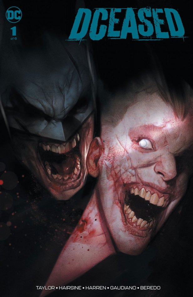 Comic Book Preview - DCeased #1