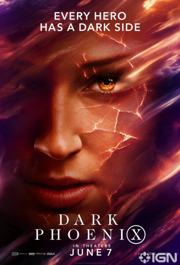 X-Men: Dark Phoenix gets 10 character posters
