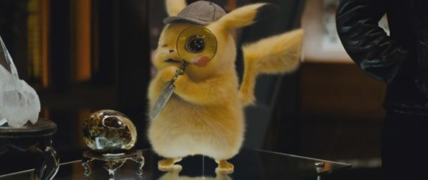 Check out a huge batch of Pokemon: Detective Pikachu images