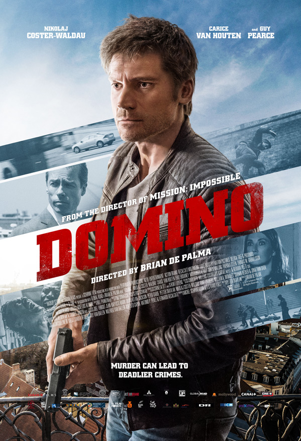 Movie Review – Domino (2019)