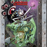 Comic Book Preview – Rick and Morty vs. Dungeons & Dragons Box Set
