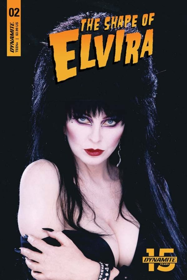 Comic Book Preview – The Shape of Elvira #1