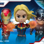 Beast Kingdom's Avengers: Endgame Egg Attack collectible figures revealed
