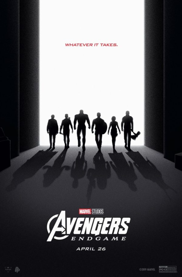 More posters and official images for Marvel's Avengers: Endgame
