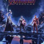 Cap, Thor and Iron Man assemble on Avengers: Endgame poster