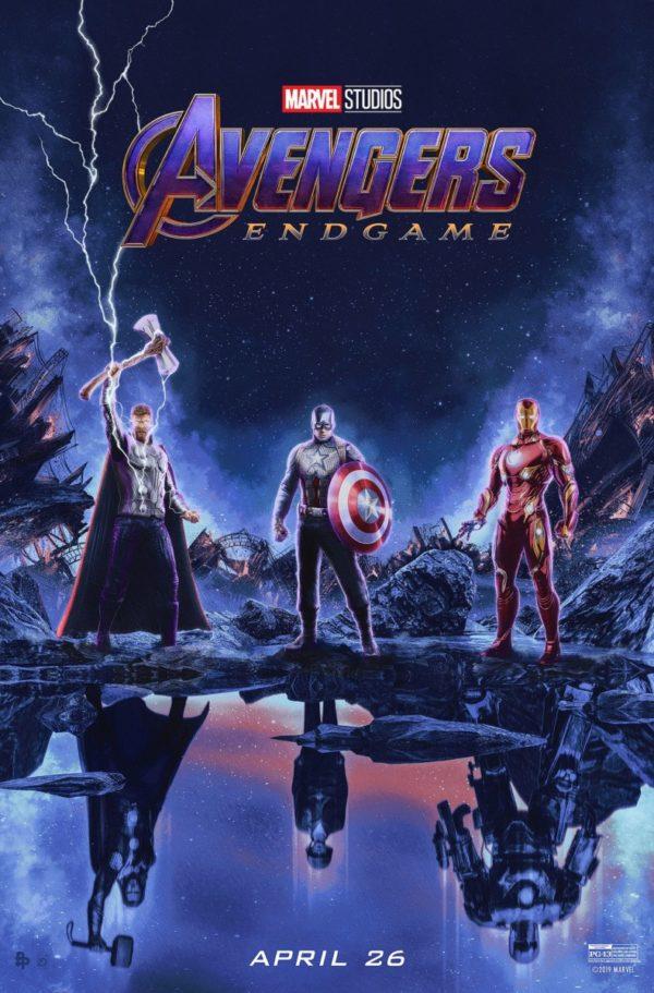 Avengers Poster Iron Man