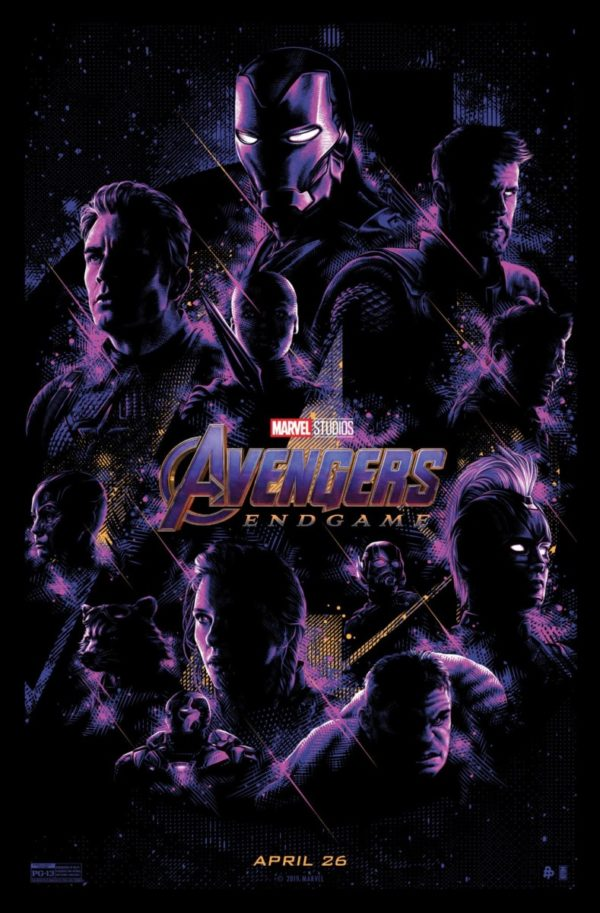 Avengers Endgame Gets New Posters And Tv Spot As Marketing