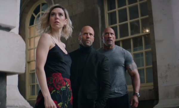 Fast & Furious Presents: Hobbs & Shaw gets a crazy new trailer