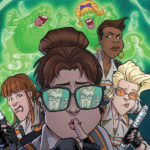 Comic Book Preview – Ghostbusters: 35th Anniversary: Answer the Call Ghostbusters