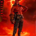 Hellboy gets a Movie Masterpiece Series figure from Hot Toys