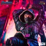 Iron Studios' Avengers: Endgame Ronin Battle Diorama Series statue revealed