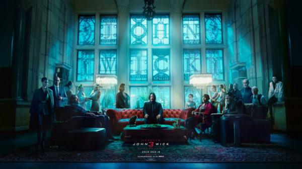 John Wick: Chapter 3 – Parabellum gets an IMAX poster