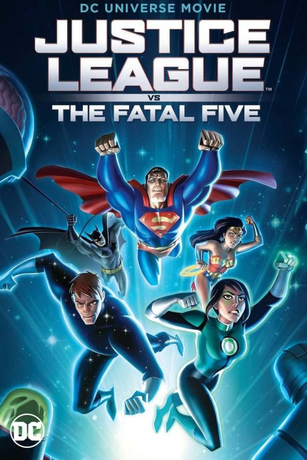 Movie Review – Justice League vs. The Fatal Five (2019)