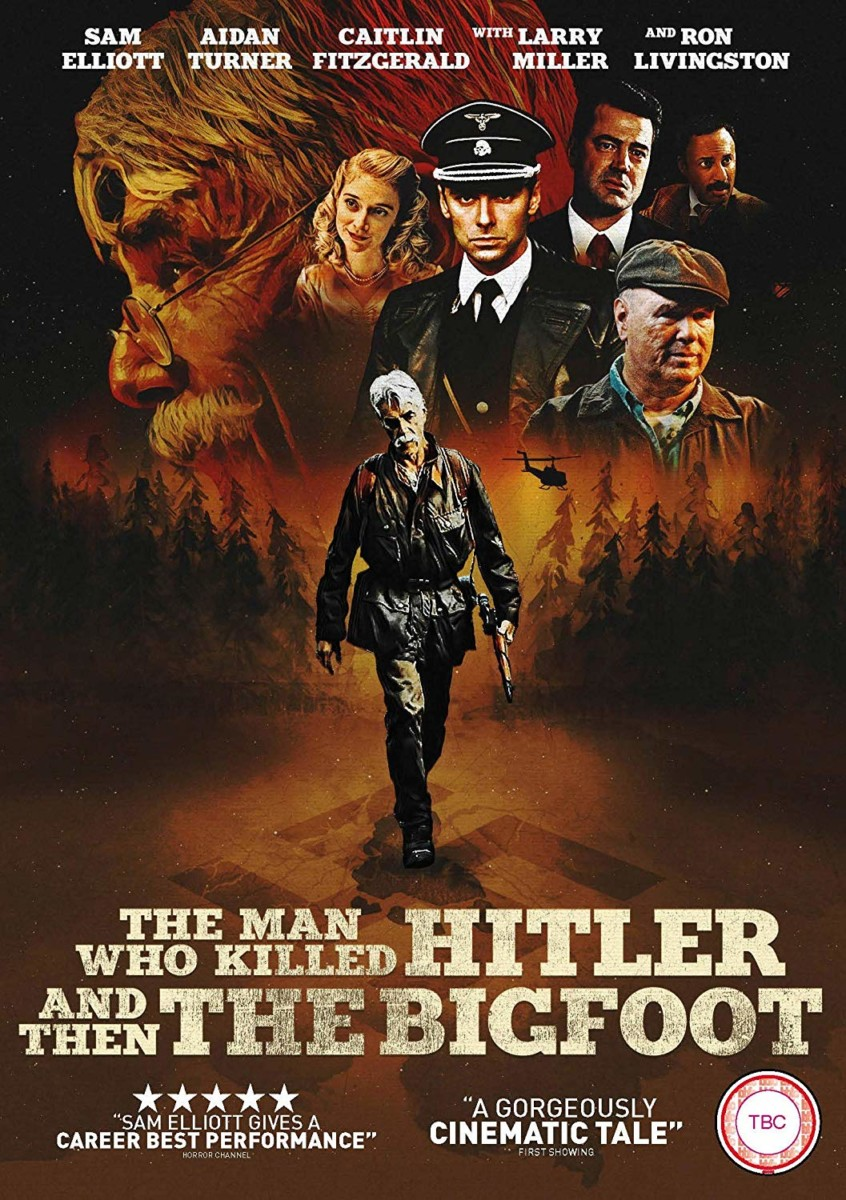 The Man Who Killed Hitler And Then The Bigfoot Stream