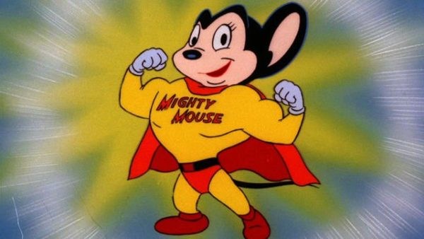 Mighty Mouse heading to the big screen