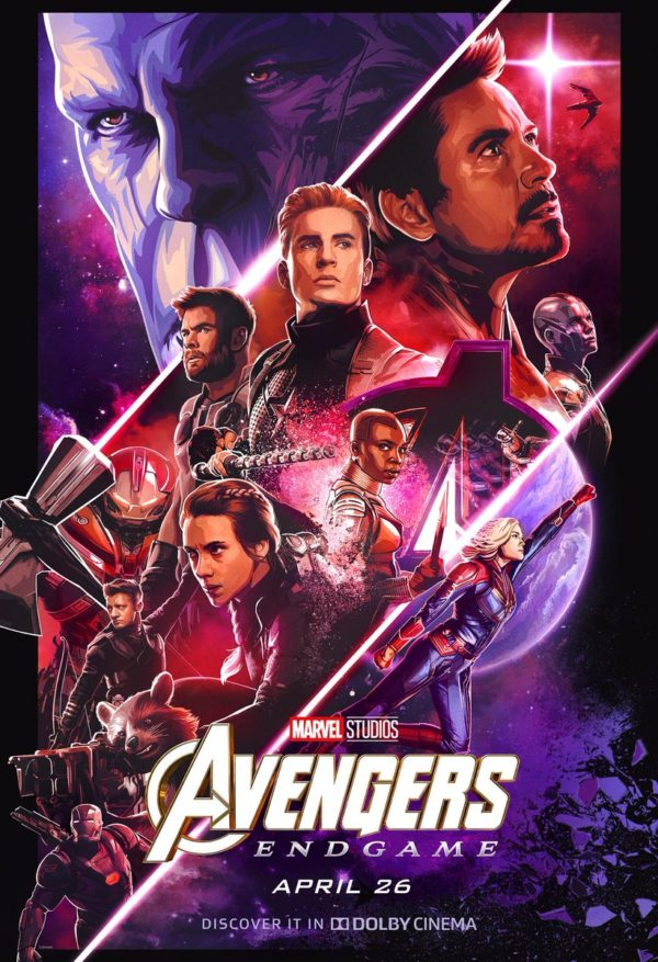 Avengers Endgame Gets Two New Posters Flickering Myth