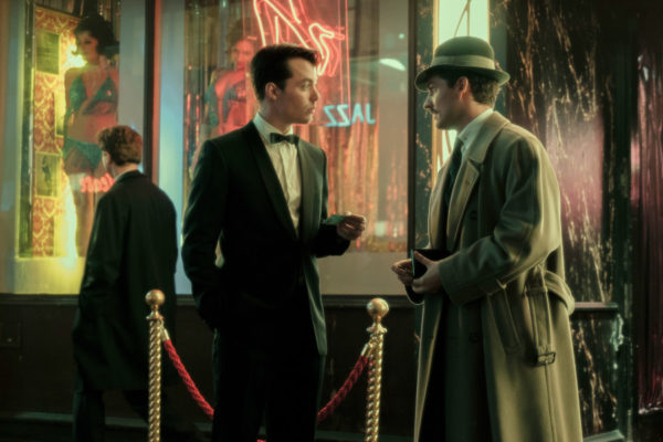 Batman prequel series Pennyworth gets a teaser trailer and images