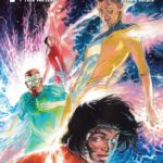 First-look preview of Valiant's Psi-Lords #1