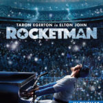 New poster for Rocketman starring Taron Egerton as Elton John