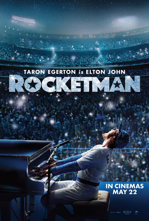 Movie Review Rocketman (2019)