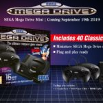 SEGA Mega Drive Mini set to arrive this September