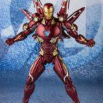 S.H. Figuarts' Avengers: Endgame action figure line revealed