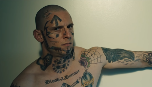 First trailer for neo-Nazi drama Skin starring Jamie Bell