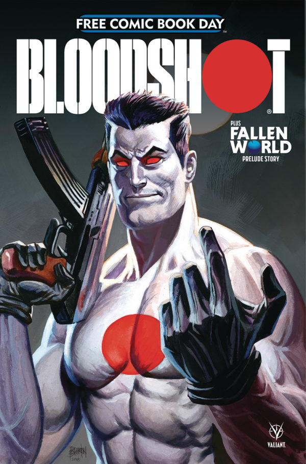 Comic Book Review – Bloodshot Special FCBD 2019