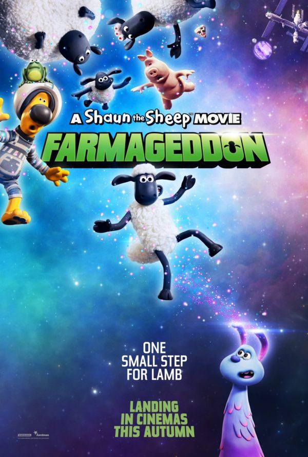 Shaun the Sheep Movie: Farmageddon gets a new trailer