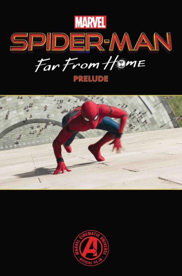 Comic Book Preview – Spider-Man: Far From Home Prelude #2