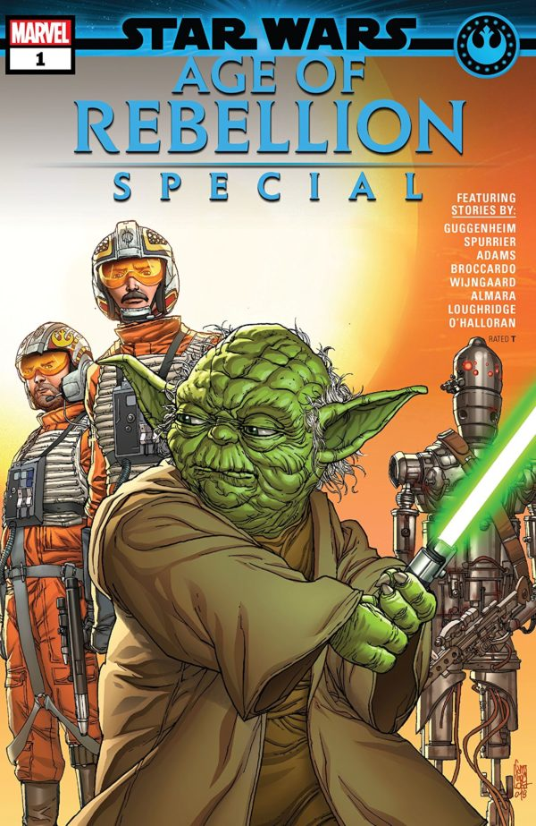 Comic Book Preview – Star Wars: Age of Rebellion Special #1