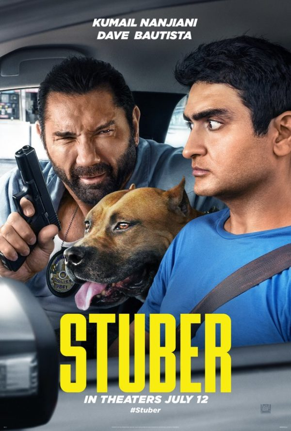 Movie Review – Stuber (2019)