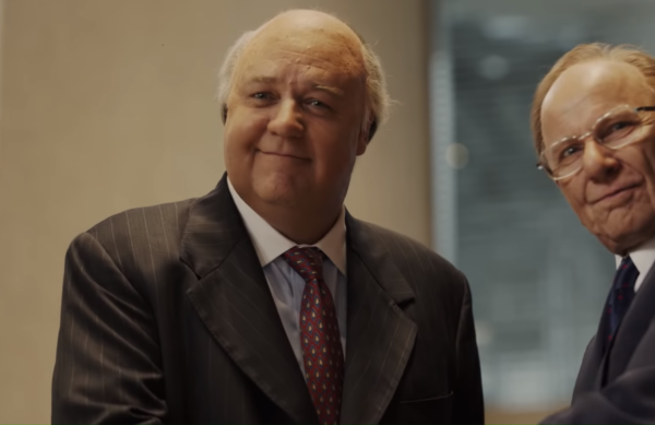 Russell Crowe is Roger Ailes in first trailer for The Loudest Voice